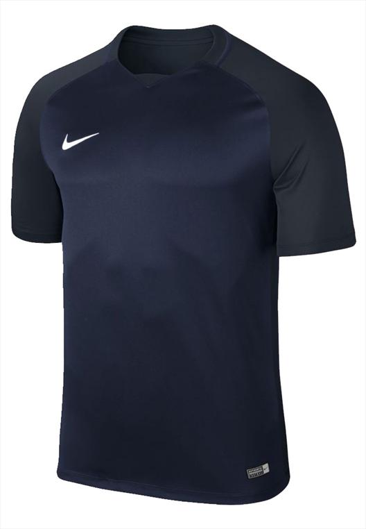Nike Trikot Dry Trophy III SS Jersey dunkelblau/schwarz