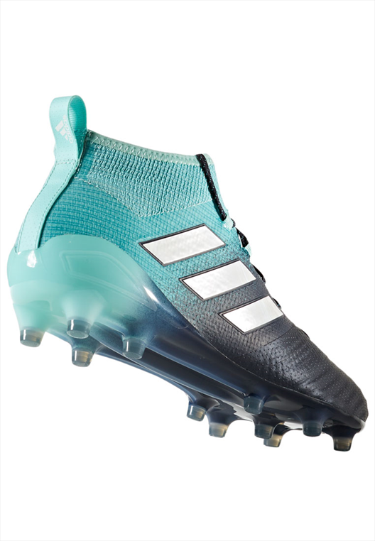 adidas Fußballschuh ACE 17.1 FG türkis/schwarz