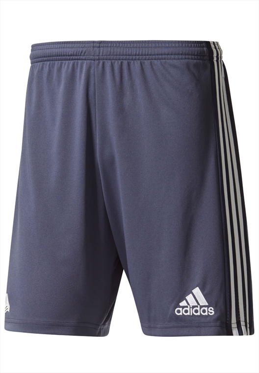 adidas Short Tango 3S dunkelblau/weiß