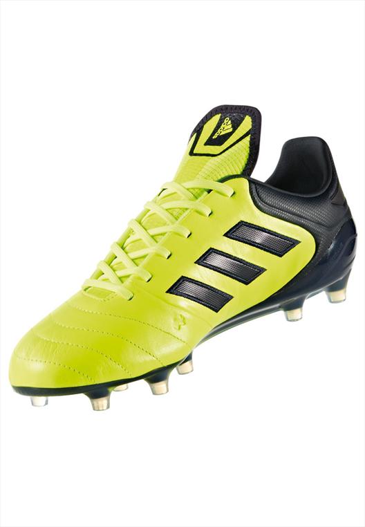 adidas Fußballschuh COPA 17.1 FG gelb fluo/schwarz