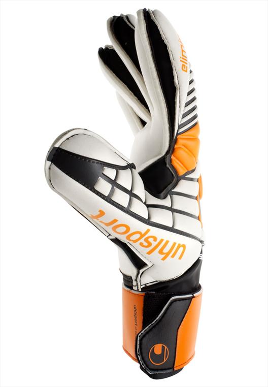 Uhlsport Torwarthandschuhe Eliminator Soft SF orange/weiß