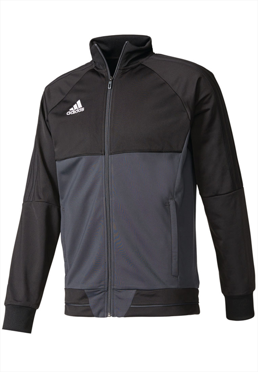 adidas Trainingsjacke Tiro 17 Training Jacket schwarz/grau