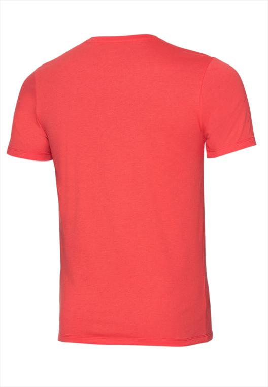 Bidi Badu Shirt Will Basic Logo Tee rot/dunkelblau