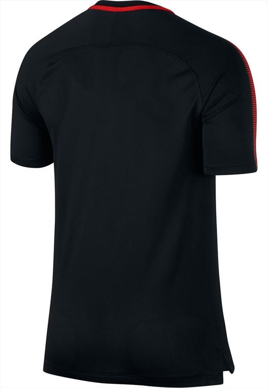 Nike Atlético Madrid Shirt Squad Top schwarz/rot