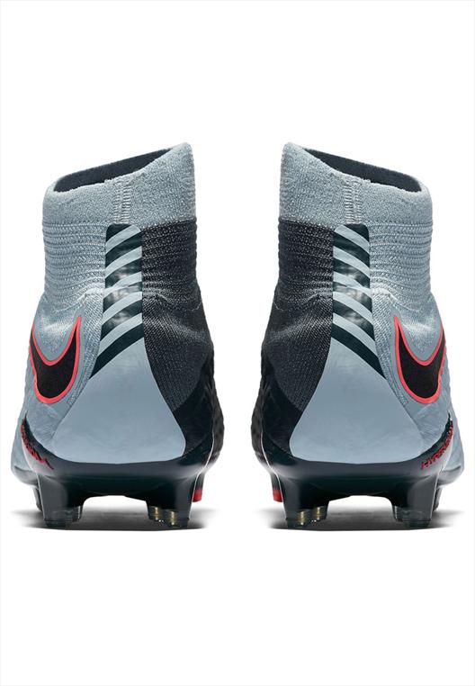 Nike Fußballschuh HyperVenom Phatal III Dynamic Fit FG hellblau/dunkelblau