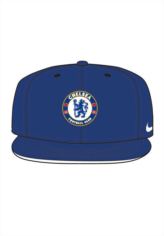 Nike Chelsea FC True Core Cap blau/weiß
