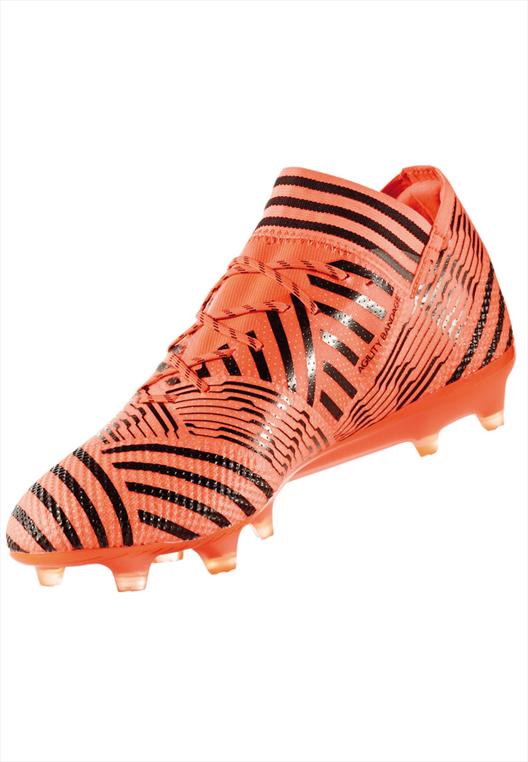 adidas Fußballschuh Nemeziz 17.1 FG orange/schwarz