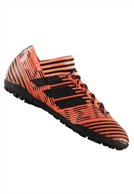 adidas Fußballschuh Nemeziz Tango 17.3 TF Kunstrasen orange/schwarz