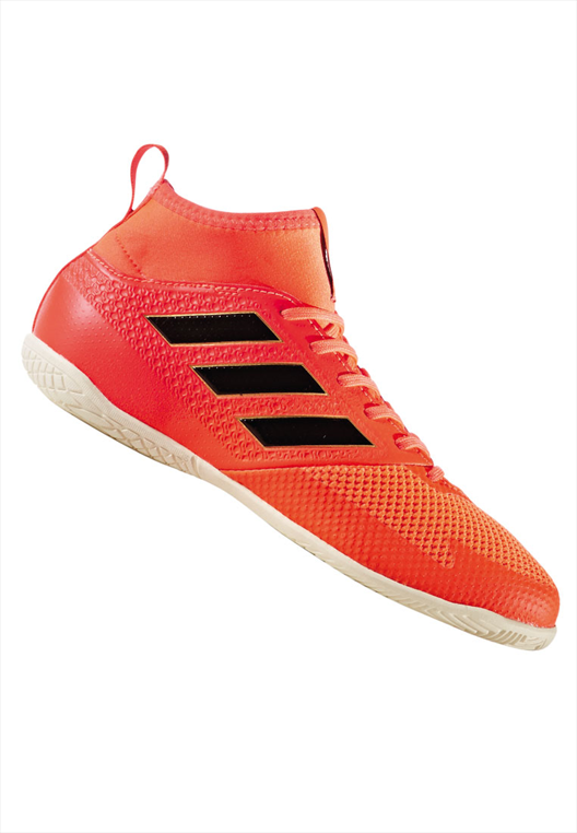 adidas Kinder Hallenschuh ACE Tango 17.3 IN J orange/schwarz
