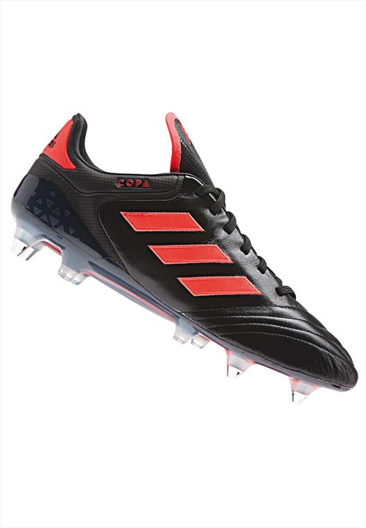 the latest 2a670 4569d adidas Fußballschuh Copa 17.1 SG schwarz orange