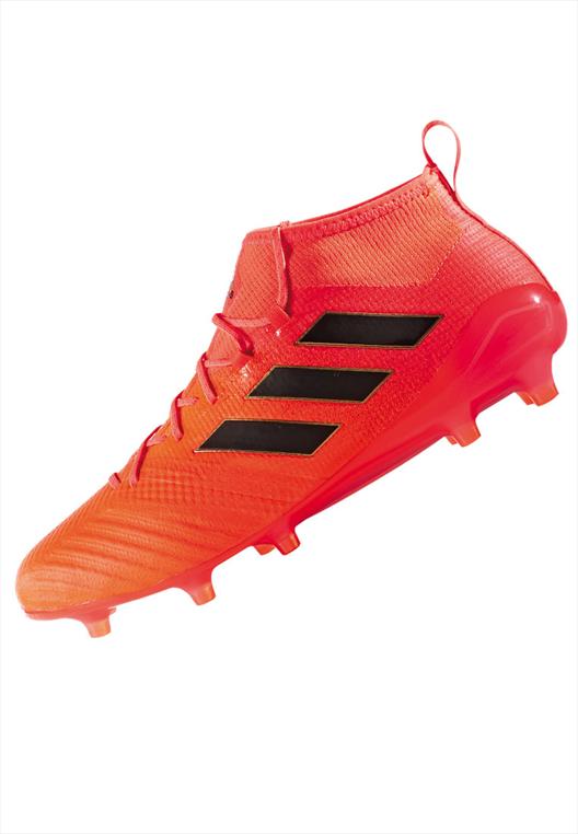 adidas Fußballschuh ACE 17.1 FG orange/schwarz