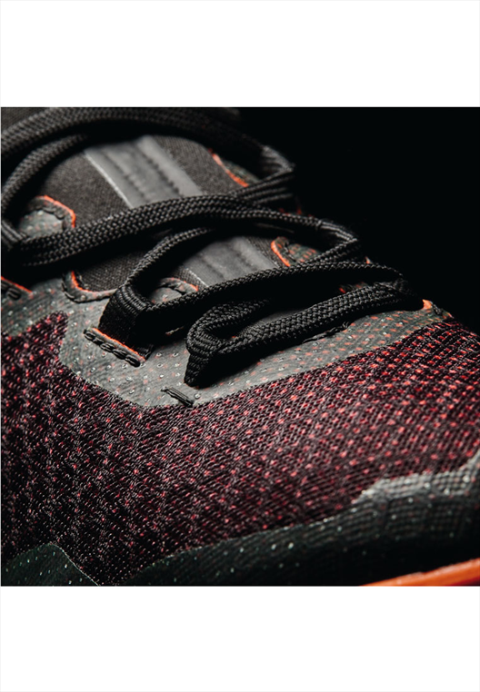 adidas Kinder Hallenschuh X Tango 17.3 IN J schwarz/orange