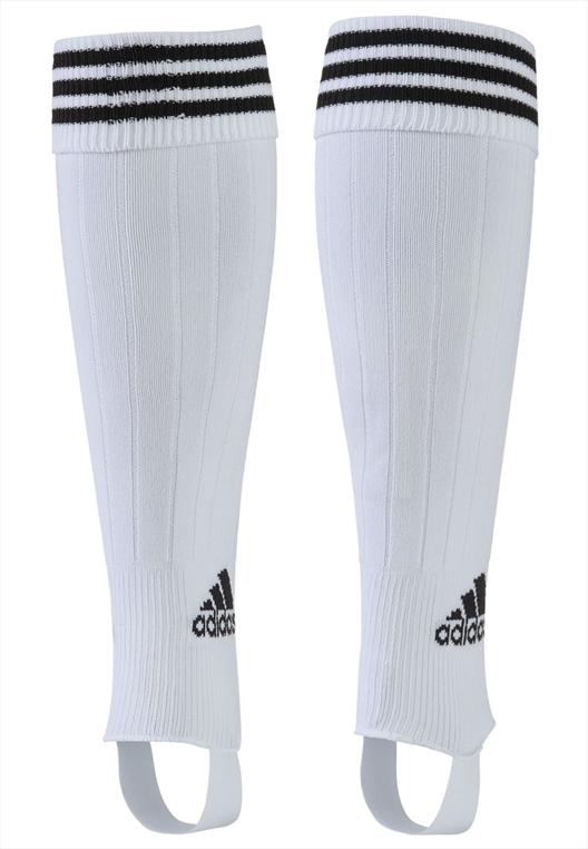 adidas Stegstutzen 3 Stripe weiß/schwarz