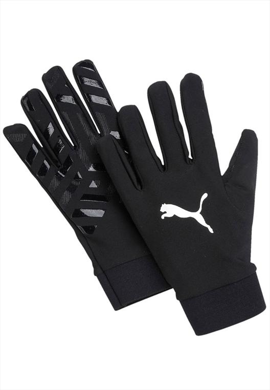 Puma Winterset 3-teilig schwarz/weiß