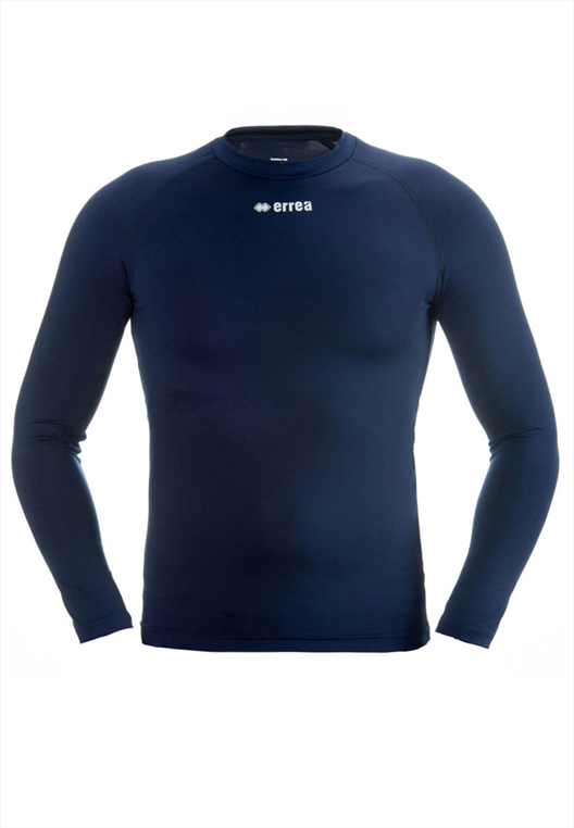 Errea Winterset 6-teilig dunkelblau/blau