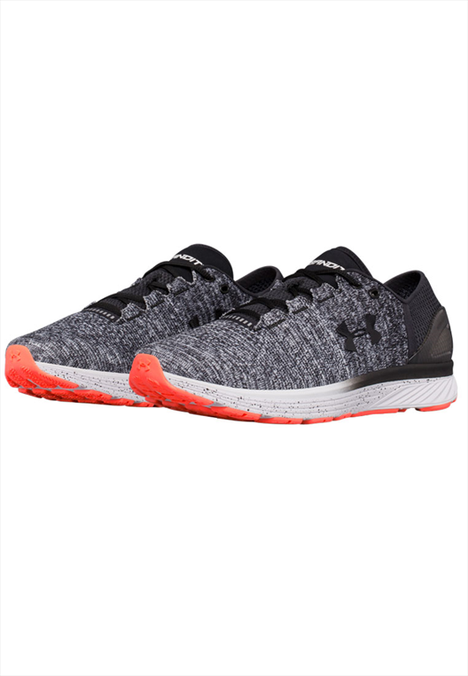 Under Armour Laufschuh Charged Bandit 3 schwarz/grau