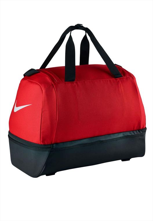 5a47dc31cea7c Nike Sporttasche Club Team Hardcase rot schwarz - Fussball Shop