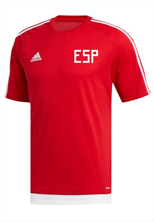 Spanien WM 2018 Kinder T-Shirt Rot Trikot Fußball Nr ALL 10 Sport