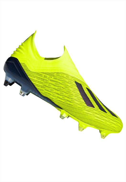 Adidas Fussballschuh X 18 Sg Gelb Fluoschwarz