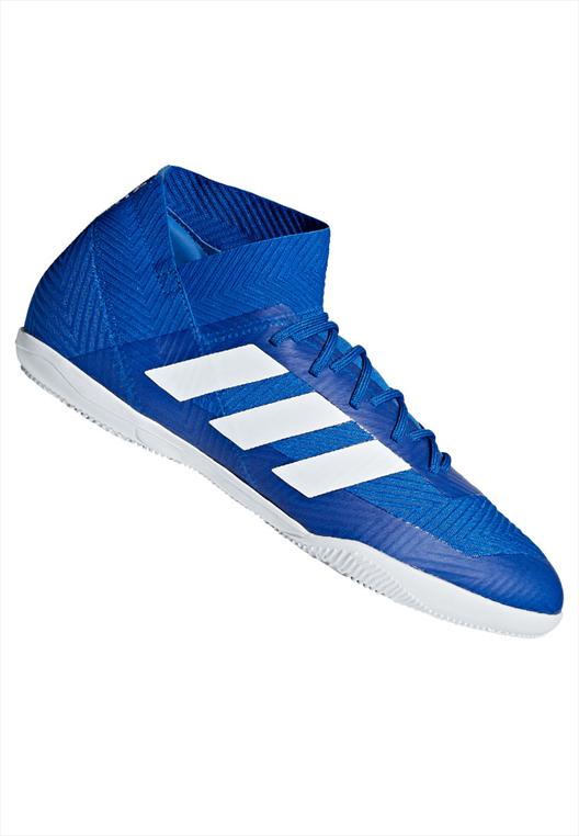 adidas hallenschuhe weiß blau