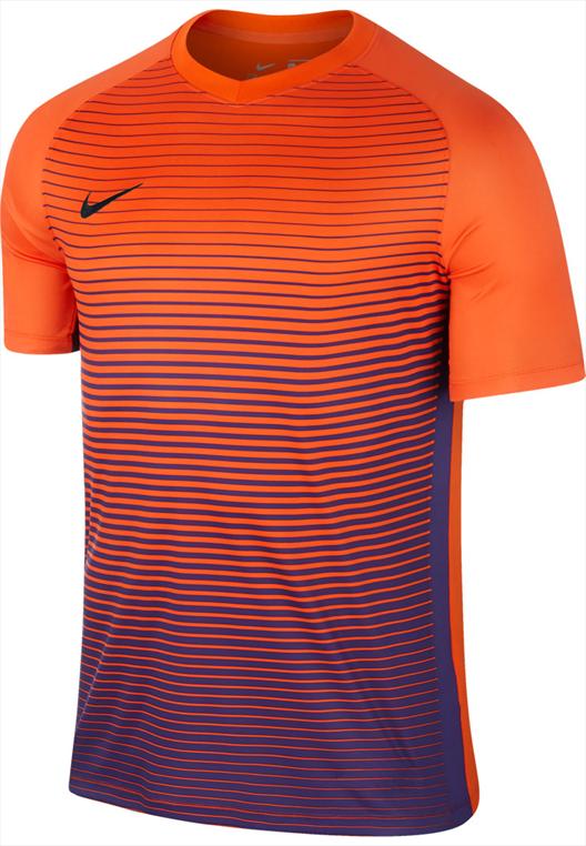 Nike Dressenset Precision orange/violett