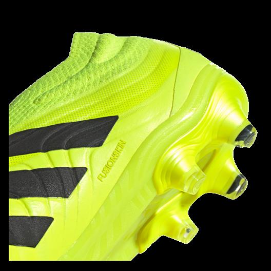 adidas Fußballschuh Copa 19+ FG gelb fluoschwarz