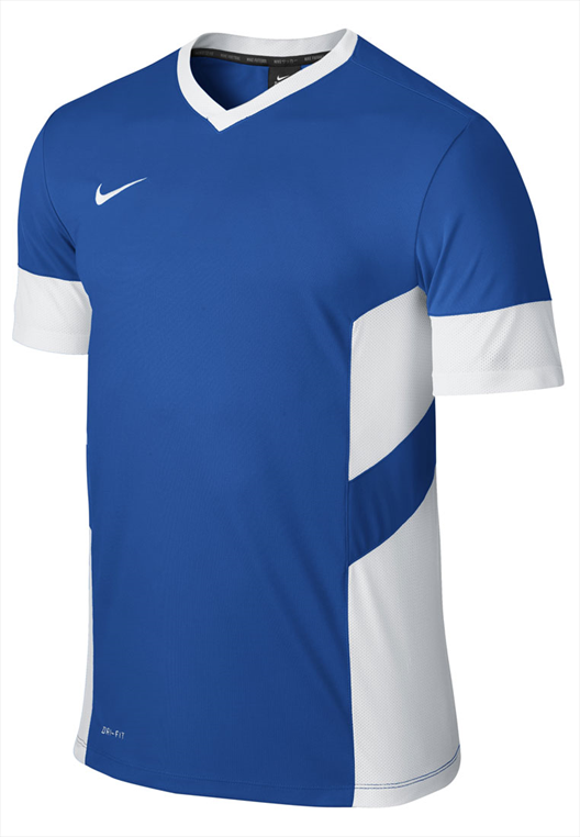 Nike Trainingsshirt SS Academy 14 Training Top blau/weiß