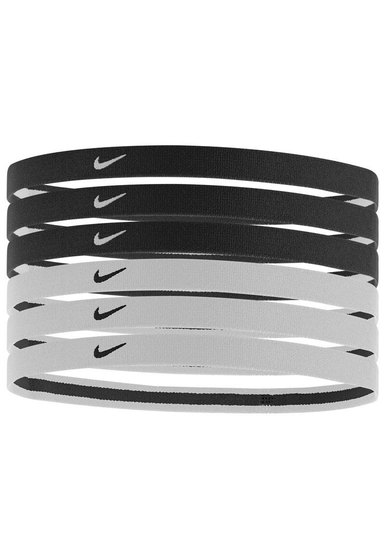 elegant und anmutig neues Hoch beste Turnschuhe Nike Stirnband Swoosh Sport Headband 6PK 2.0 schwarz/weiß