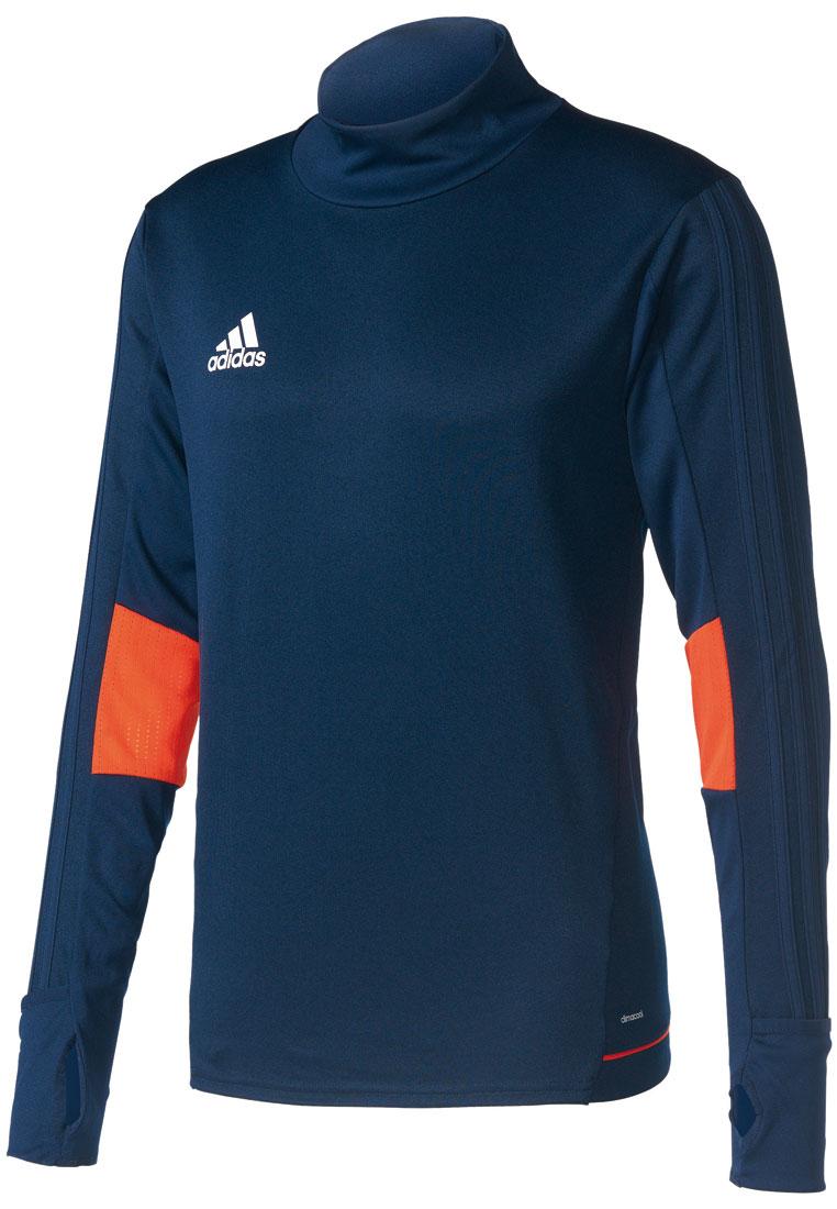adidas Sweater Tiro 17 Training Top dunkelblau/orange
