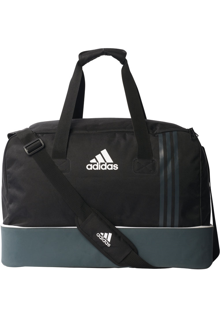 adidas Sporttasche Tiro Teambag Bottom Compartment M schwarz/weiß