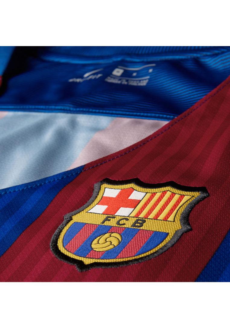 Nike FC Barcelona Damen Heim Trikot 2016/17 blau/rot