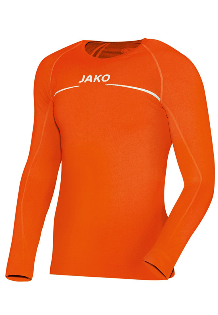 Jako Funktionsshirt Longsleeve Comfort orange