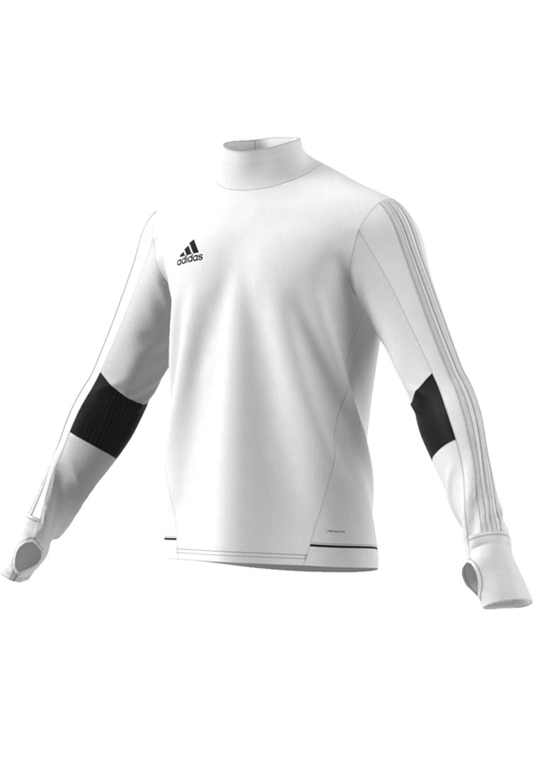 adidas Sweater Tiro 17 Training Top weiß/schwarz