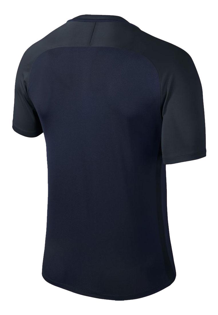 Nike Trikot Dry Trophy III SS Jersey dunkelblau/weiß