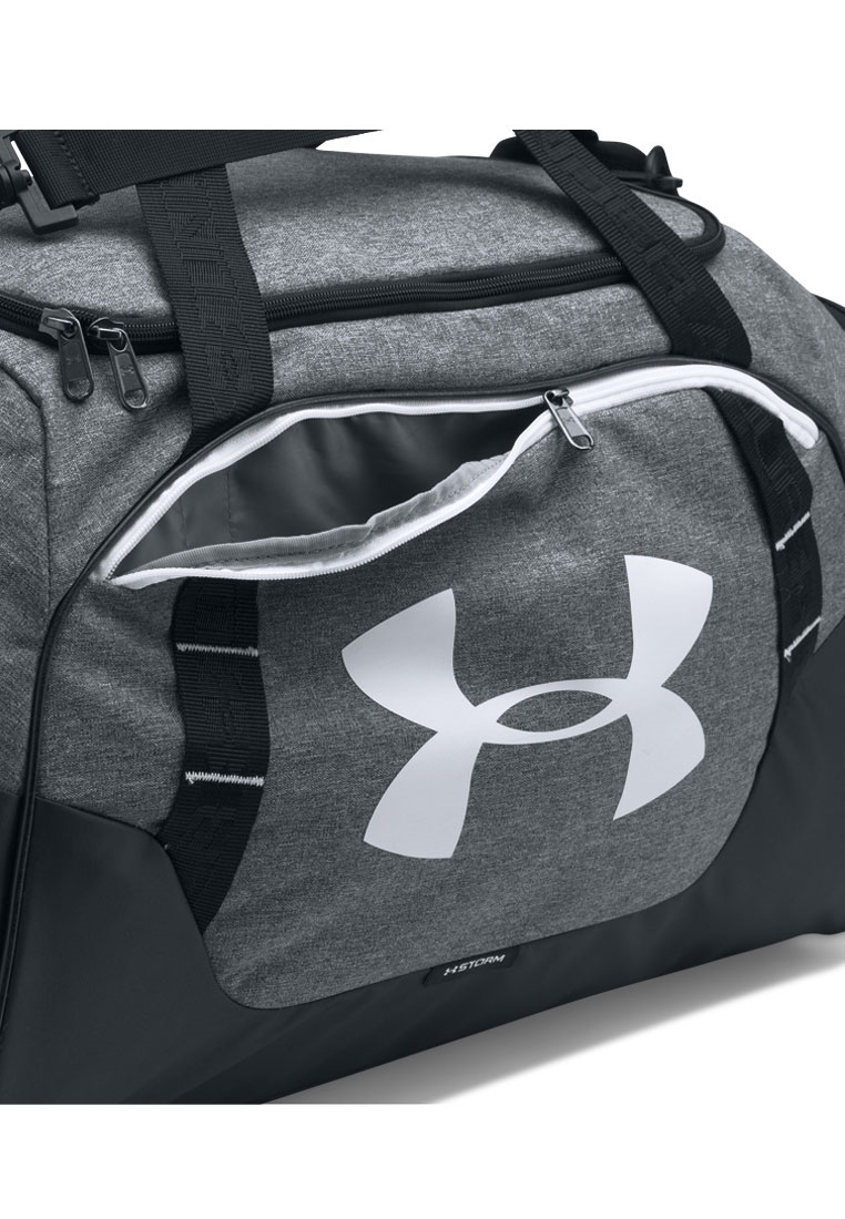 Under Armour sporttas Undeniable Duffle 3.0 grijs/zwart