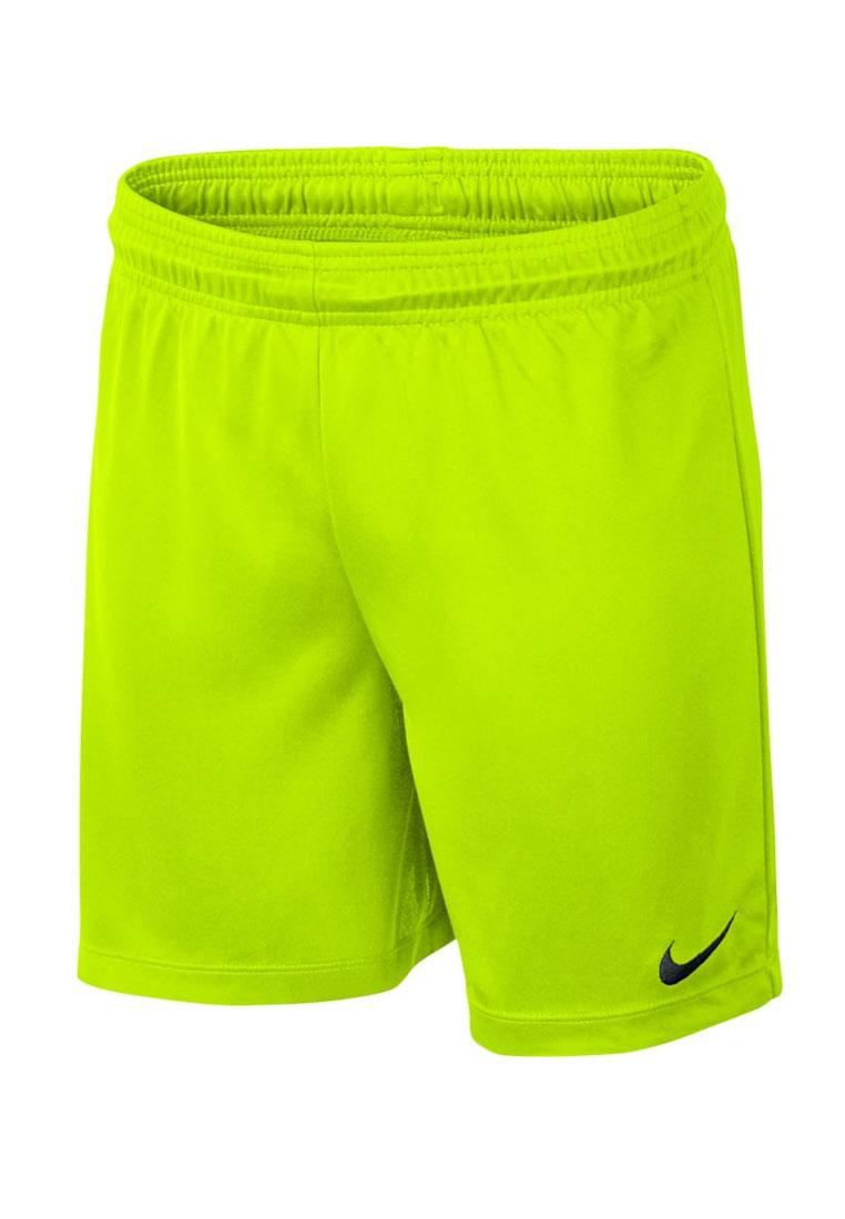Nike Dressenset Park Derby II schwarz/gelb fluo