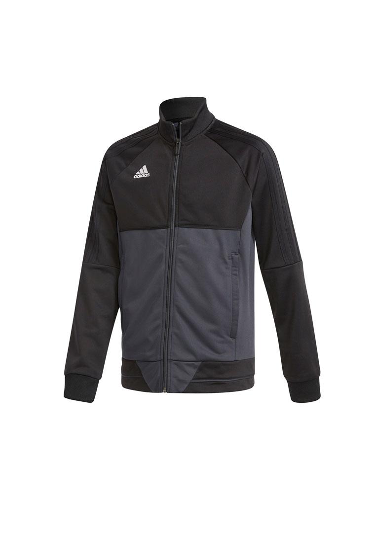 adidas Kinder Trainingsjacke Tiro 17 Training Jacket anthrazitschwarz