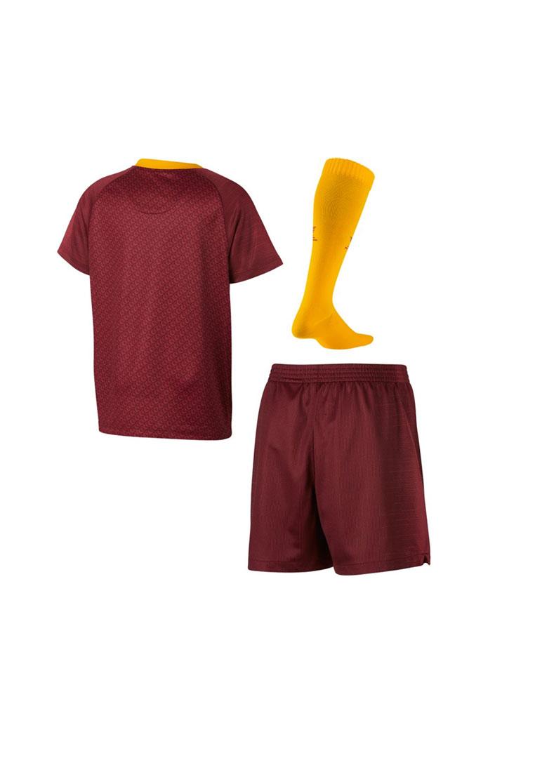 Nike AS Roma Baby Heim Mini Kit 2018/19 rot/gelb