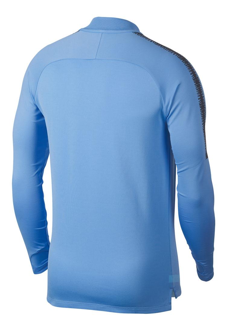 Nike Manchester City Trainingsoberteil Squad Drill Top hellblau/dunkelblau