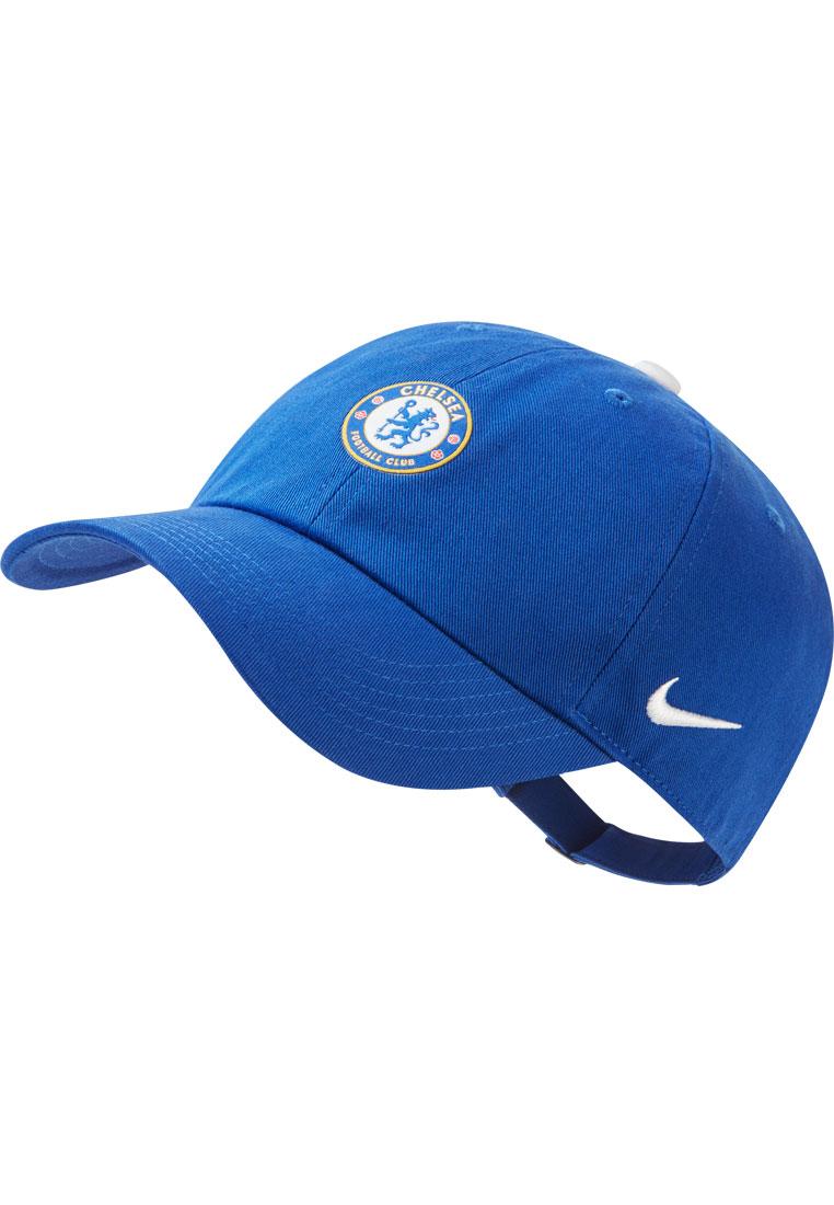 Nike Chelsea FC Kinder Kappe Heritage 86 Cap blauweiß