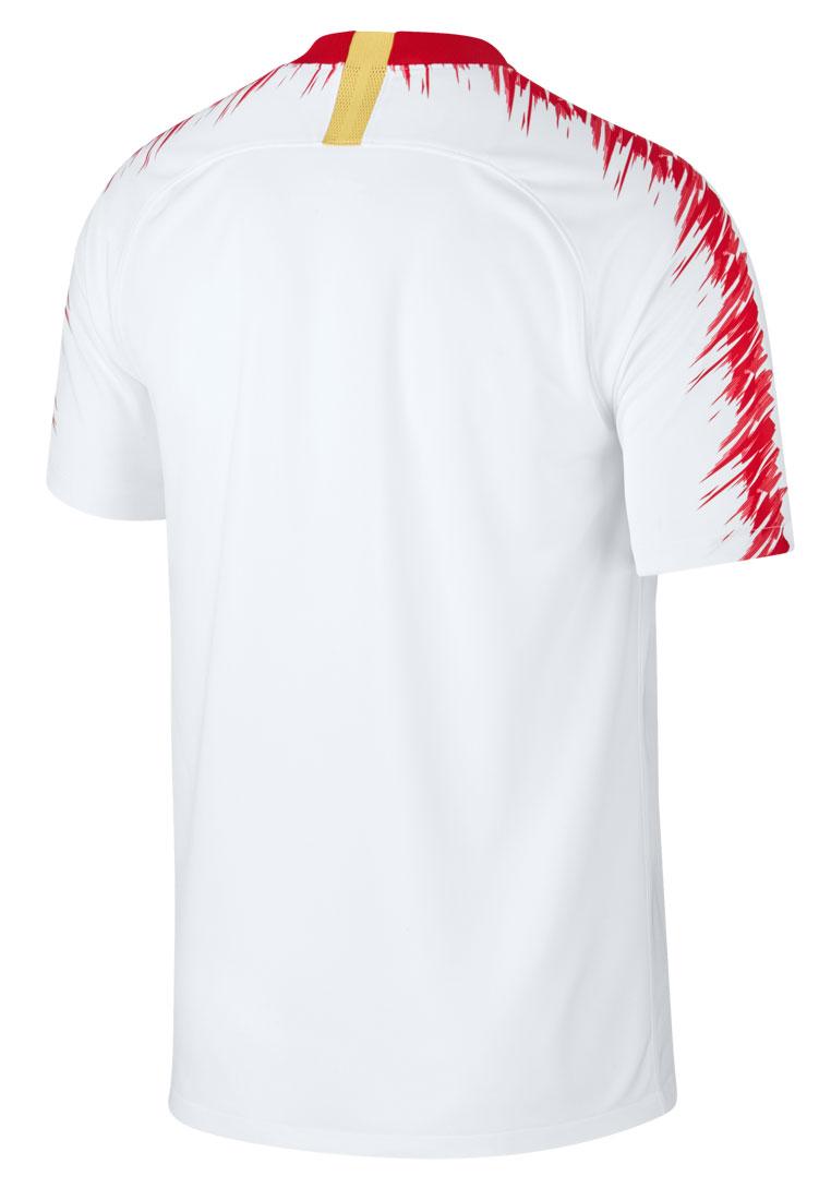 Nike RB Leipzig Herren Heim Trikot 2018/19 weiß/rot