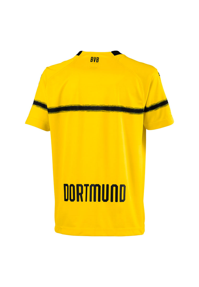 Puma BVB Kinder Cup Trikot 2018/19 gelb/schwarz