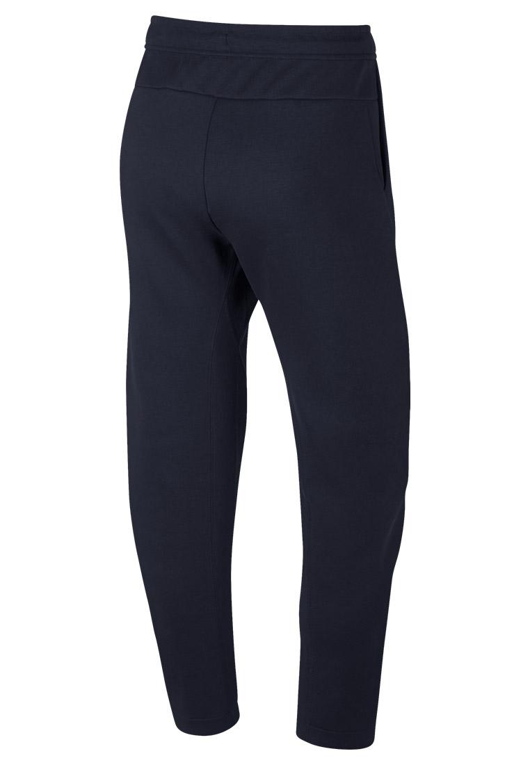 Nike Atlético Madrid Jogginghose Tech Fleece Authentic Pant dunkelblau/orange