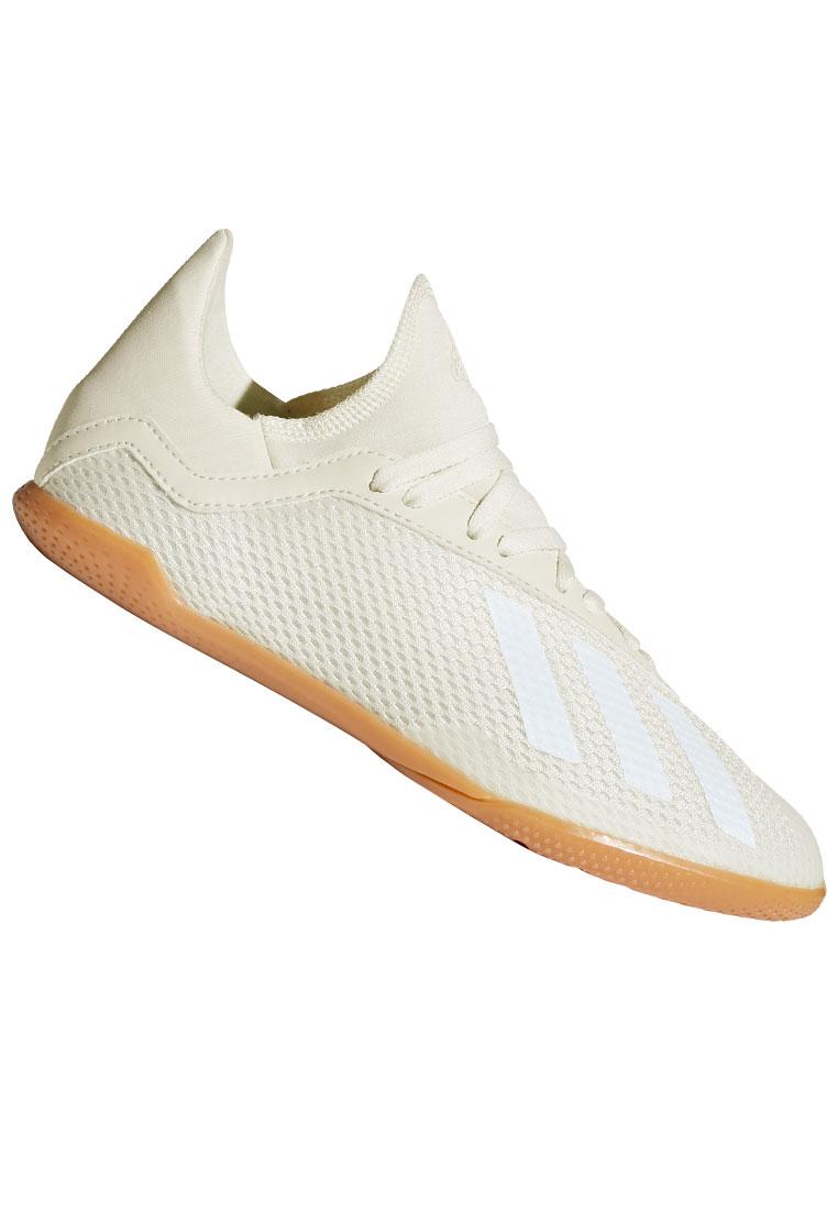 adidas Kinder Hallenschuh X Tango 18.3 IN J weiß/creme
