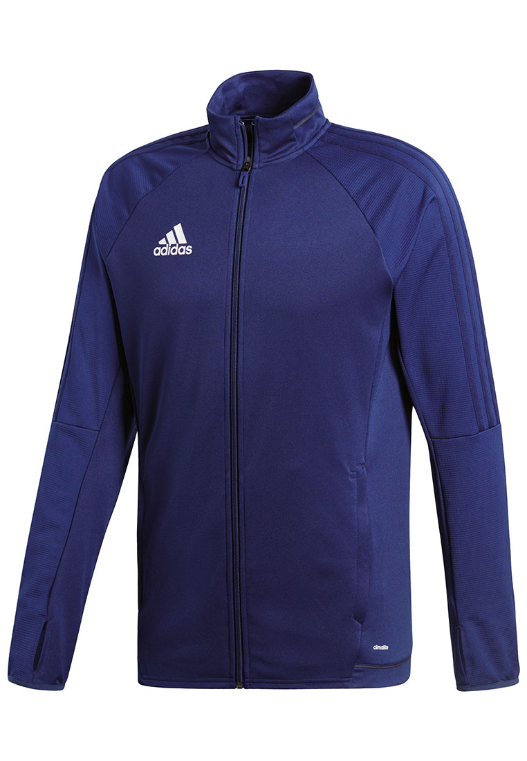 adidas Trainingsjacke Tiro 17 Training Jacket dunkelblau/weiß