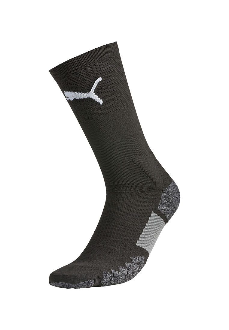 Puma Trainingssocken Liga Training Crew Socks schwarz/weiß