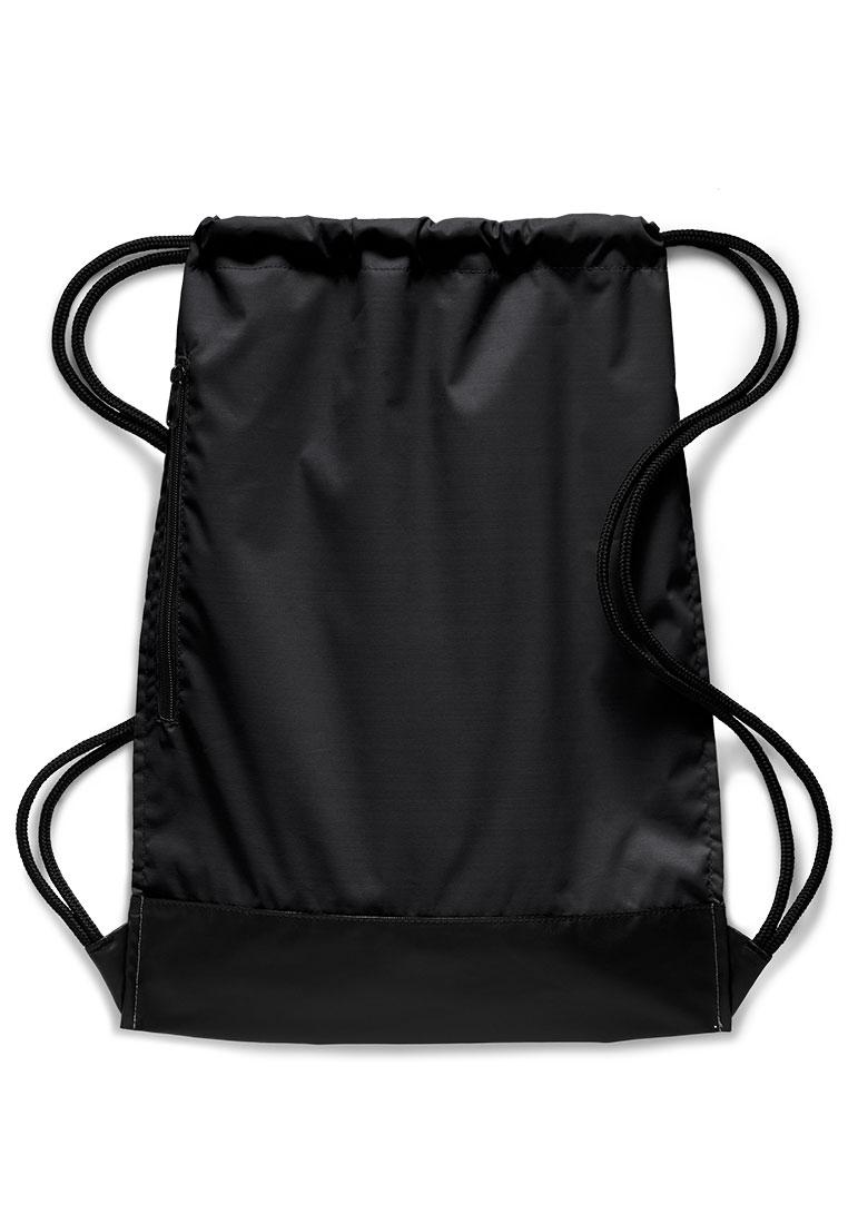Nike Trainingsbeutel Gym Sack schwarz/weiß
