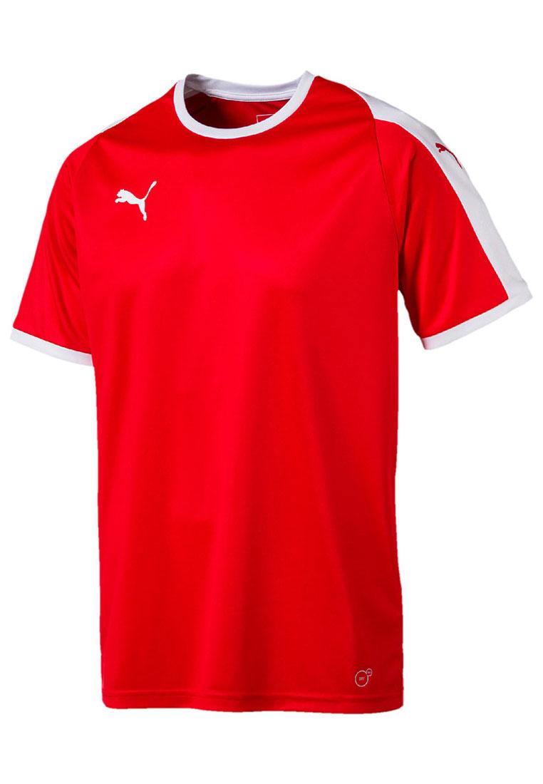 Puma Trikot Liga Jersey rot/weiß