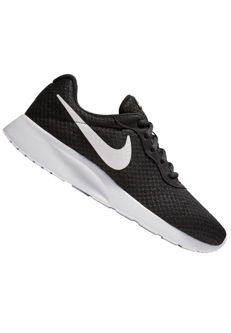Nike Damen Freizeitschuh Tanjun schwarz/weiß