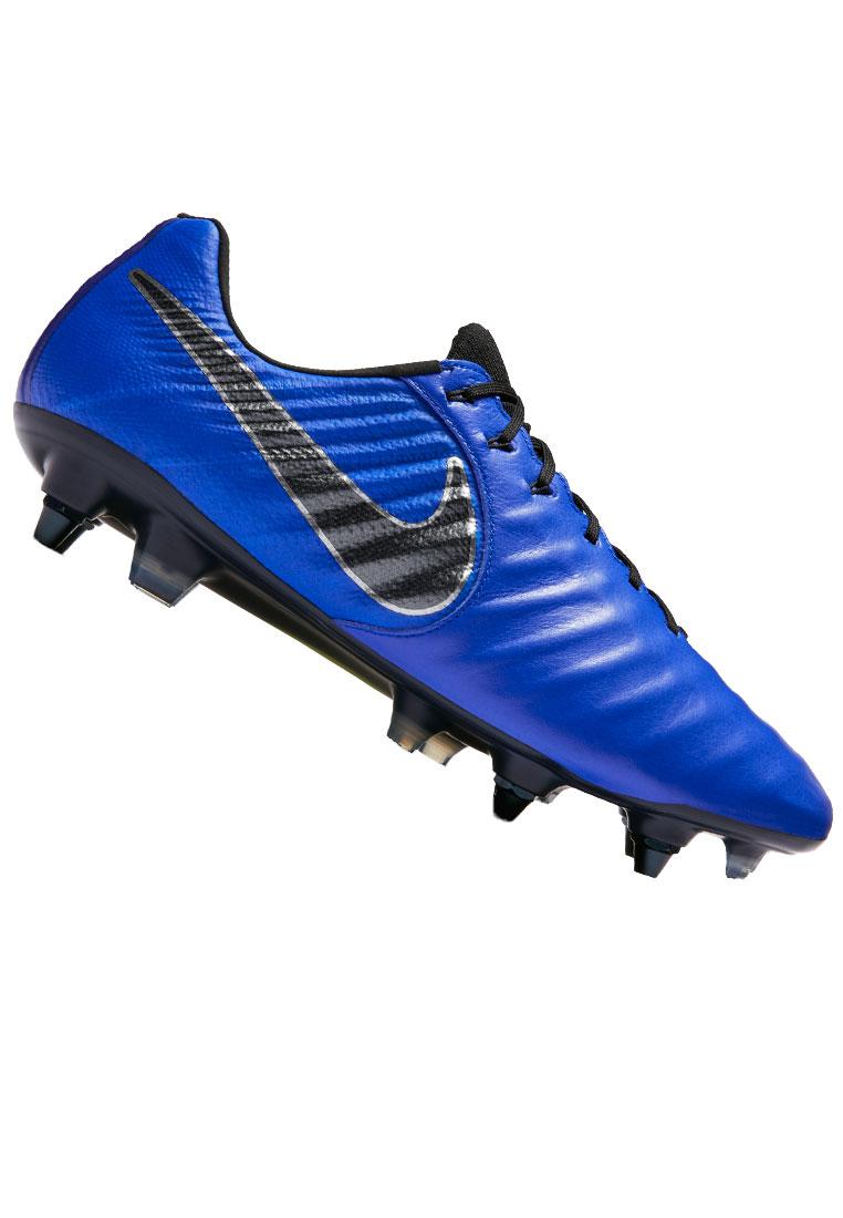 Nike Fußballschuh Tiempo Legend VII Elite SG Pro AC blau/schwarz
